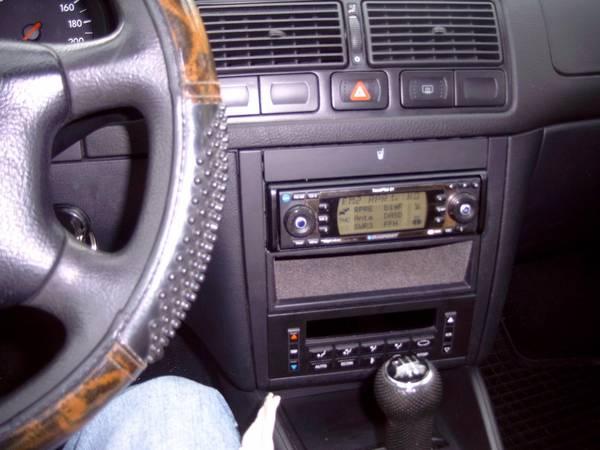 autoradio von blaupunkt cd radio mit navigation system. Black Bedroom Furniture Sets. Home Design Ideas