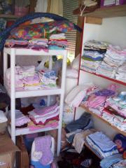 Baby-Kinderbekleidung