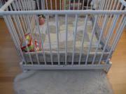 Baby Laufgitter + Einlage -