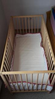 Babybett Buche, sehr