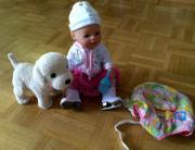 Babyborn Puppe mit