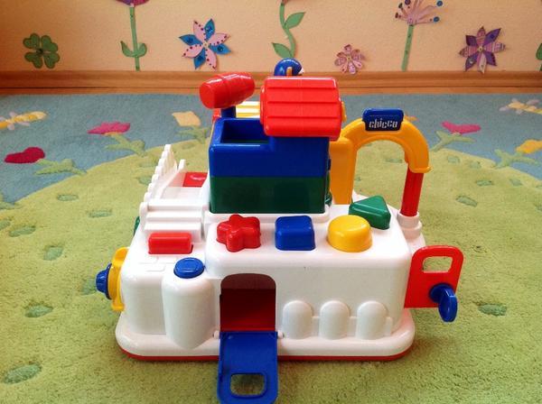 Babyspielzeug spielstation chicco in münchen sonstiges