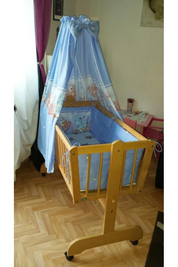 babywiege himmel neu und gebraucht kaufen bei. Black Bedroom Furniture Sets. Home Design Ideas