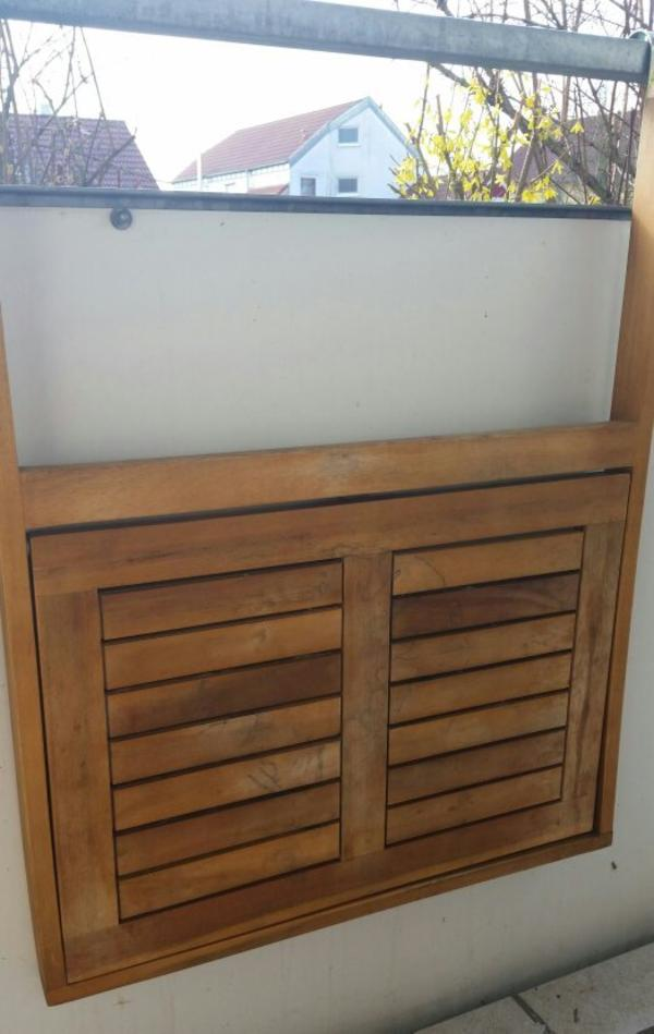 balkontisch klapptisch holz in hardthausen gartenm bel. Black Bedroom Furniture Sets. Home Design Ideas
