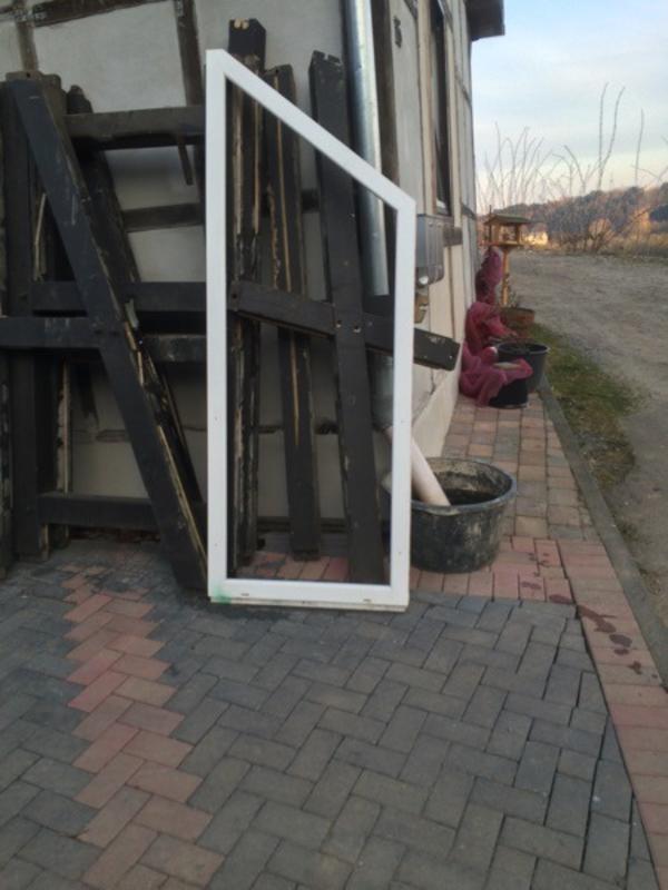 balkont r mit schr ge in lohmar t ren zargen tore alarmanlagen kaufen und verkaufen ber. Black Bedroom Furniture Sets. Home Design Ideas