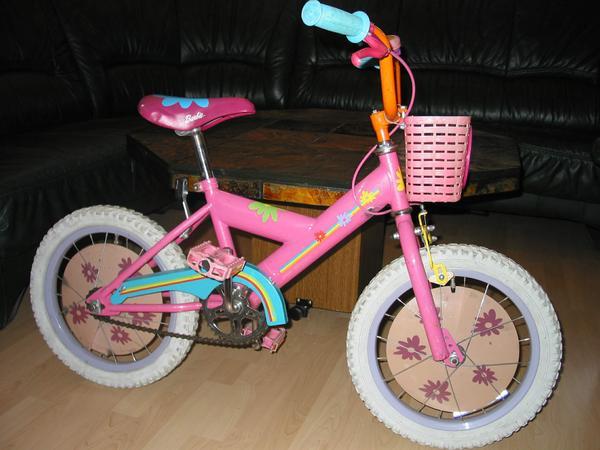 barbie bmx rad kinder fahrr der aus mannheim. Black Bedroom Furniture Sets. Home Design Ideas
