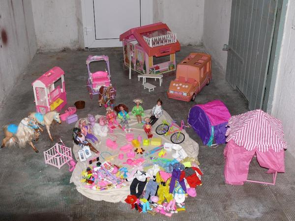 barbie sachen