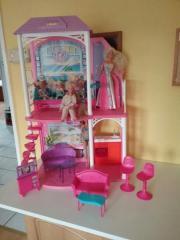 Barbie moebel kinder baby spielzeug g nstige angebote finden - Barbie wohnzimmer ...