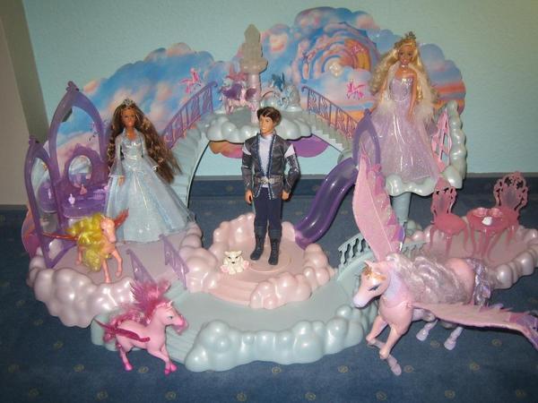 barbie und das geheimnisvolle pegasus