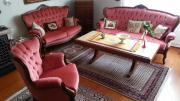Barockes Sitzmöbel, Chippendale