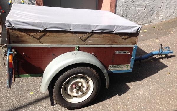 barthau anh nger c 400 offener kasten nl 250kg in aschaffenburg anh nger auflieger kaufen und. Black Bedroom Furniture Sets. Home Design Ideas