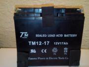 Batterie Neu 12
