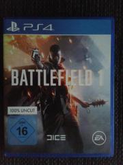 Battlefield 1 Möchte mein im November 2016 erworbenes Battlefield 1 für die Playstation 4 verkaufen. Das Spiel ist in einem sehr guten Zustand, und wurde kaum ... 30,- D-91154Roth Heute, 17:51 Uhr, Roth - Battlefield 1 Möchte mein im November 2016 erworbenes Battlefield 1 für die Playstation 4 verkaufen. Das Spiel ist in einem sehr guten Zustand, und wurde kaum