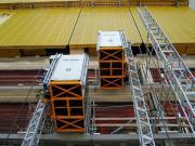 Bauaufzug Personenaufzug Elektroelsa