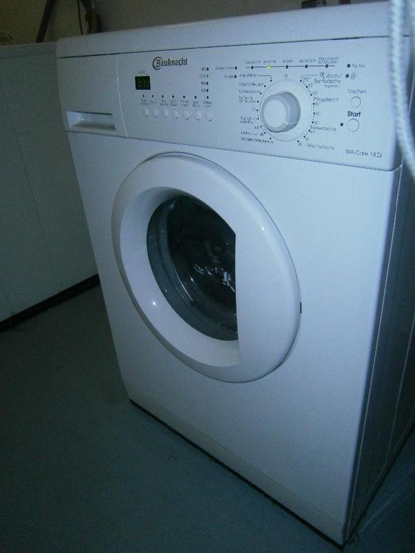 bauknecht waschmaschine in hemsbach waschmaschinen kaufen und verkaufen ber private kleinanzeigen. Black Bedroom Furniture Sets. Home Design Ideas