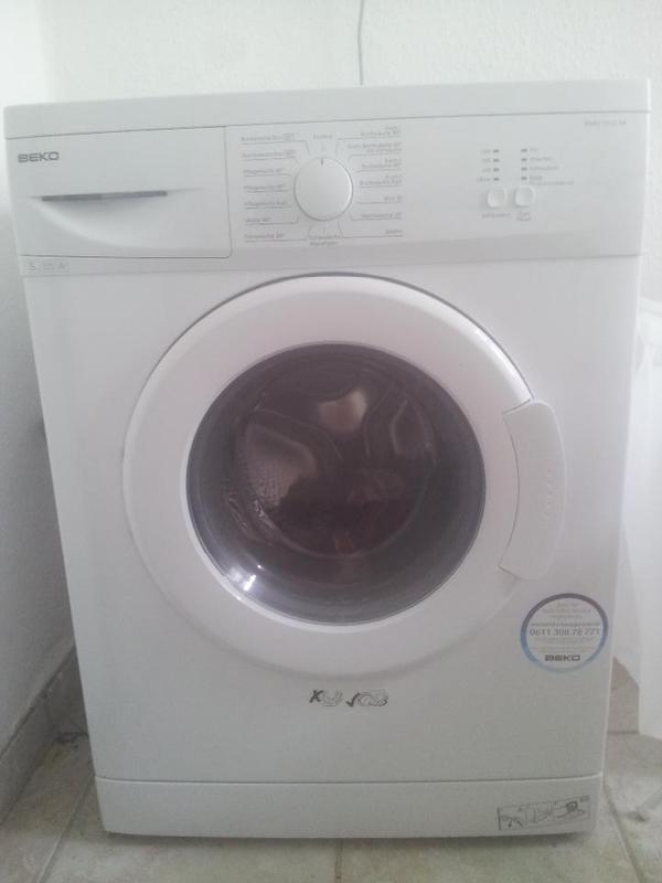 waschmaschine beko kleinanzeigen haushaltsger te. Black Bedroom Furniture Sets. Home Design Ideas