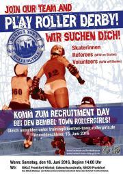 Bembel Town Rollergirls