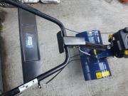 Benzin motorhacke