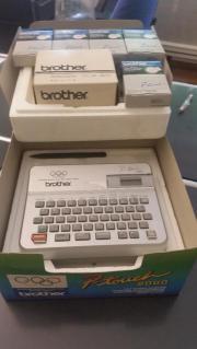 Beschriftungssystem Brother P-