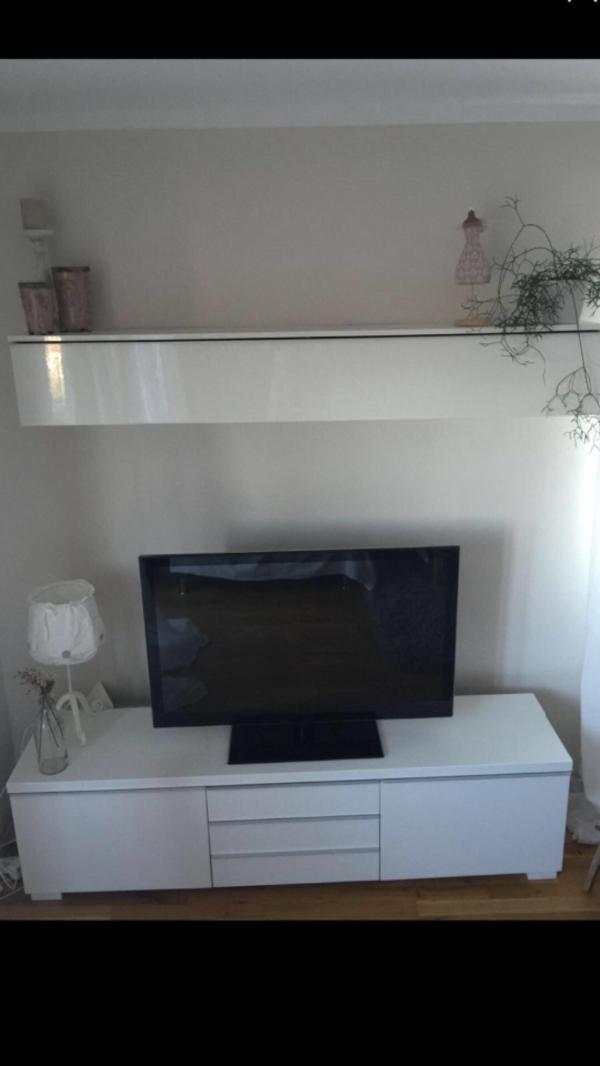 Ikea wohnwand kaufen gebraucht und g nstig - Besta wohnwand ...