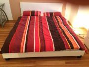 Bett inkl. Lattenrost