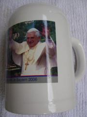 Bierseidel, Papst-Krug