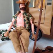 Big Jim Camper gebraucht Big Jim Camper mit sämtlicher Ausstattung inkl. männlicher Puppe (nicht Big Jim!) zu verkaufen. ... 40,- D-74321Bietigheim-Bissingen Heute, 11:13 Uhr, Bietigheim-Bissingen - Big Jim Camper gebraucht Big Jim Camper mit sämtlicher Ausstattung inkl. männlicher Puppe (nicht Big Jim!) zu verkaufen