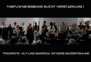 BIGBAND sucht Musiker!