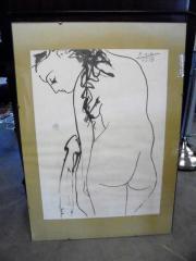 Bild Picasso Druck