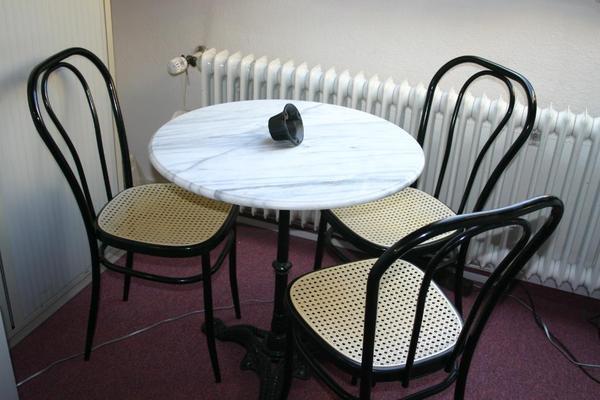 bistrotische neu und gebraucht kaufen bei. Black Bedroom Furniture Sets. Home Design Ideas