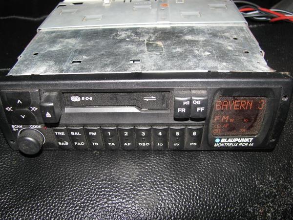 autoradio cassette gebraucht kaufen nur 2 st bis 70. Black Bedroom Furniture Sets. Home Design Ideas