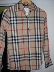 Etikett burberry bekleidung accessoires g nstig kaufen - Burberry bluse damen ...