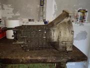 BMW 02 Getriebe