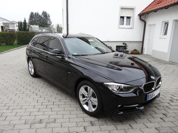 bmw 320d touring sport line in dingolfing bmw jahreswagen kaufen und verkaufen ber private. Black Bedroom Furniture Sets. Home Design Ideas