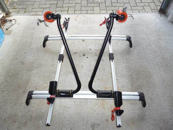 bmw e36 3er 2 fahrradtr ger kpl mit dachgrundtr ger in offenbach fahrrad dachgep cktr ger. Black Bedroom Furniture Sets. Home Design Ideas