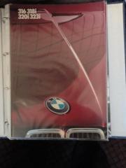 BMW Prospekte Sammlung