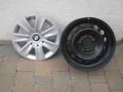 BMW Stahlfelgen mit