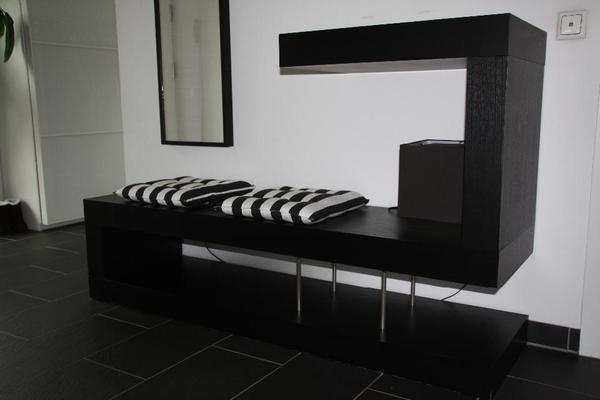 boconcept amari 50 raumteiler regal tv schrank schwarz np. Black Bedroom Furniture Sets. Home Design Ideas