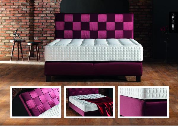 boxspringbett sofort lieferbar crown betten com in. Black Bedroom Furniture Sets. Home Design Ideas