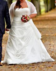 Brautkleid Größe 52