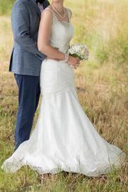 Brautkleid Hochzeitskleid Vintage