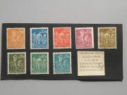 Briefmarken, Nummer 17