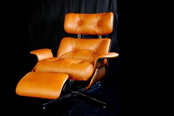 gebrauchte c f a plycraft recliner lounge sessel vintage eames aera kaufen. Black Bedroom Furniture Sets. Home Design Ideas