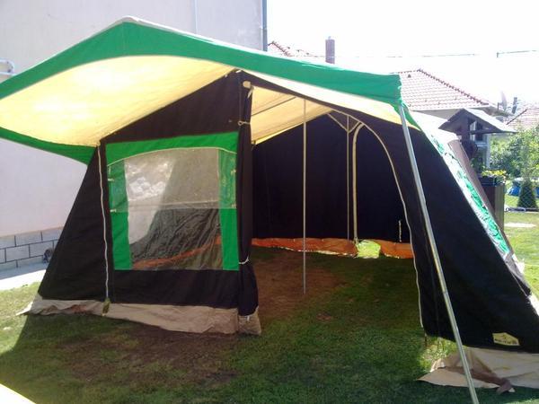 camping zelt f r 4 personen. Black Bedroom Furniture Sets. Home Design Ideas