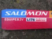 Carving Ski Salomon,
