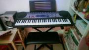 Casio Keyboard, LK-