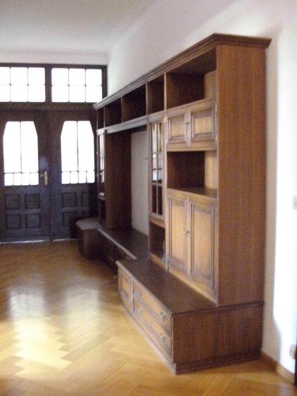castle furniture hochwertige eichenschrankwand