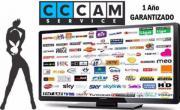 CCcam server und