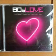CD 80s Love -