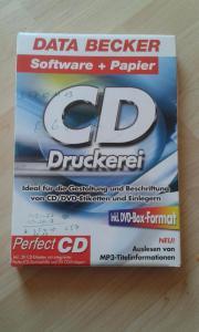 CD-Druckerei von